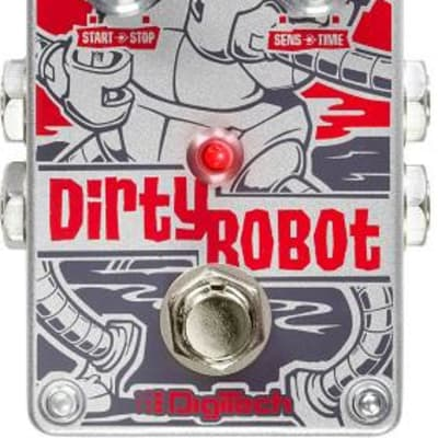 Digitech Dirty Robot Stereo Mini Synth Pedal for sale