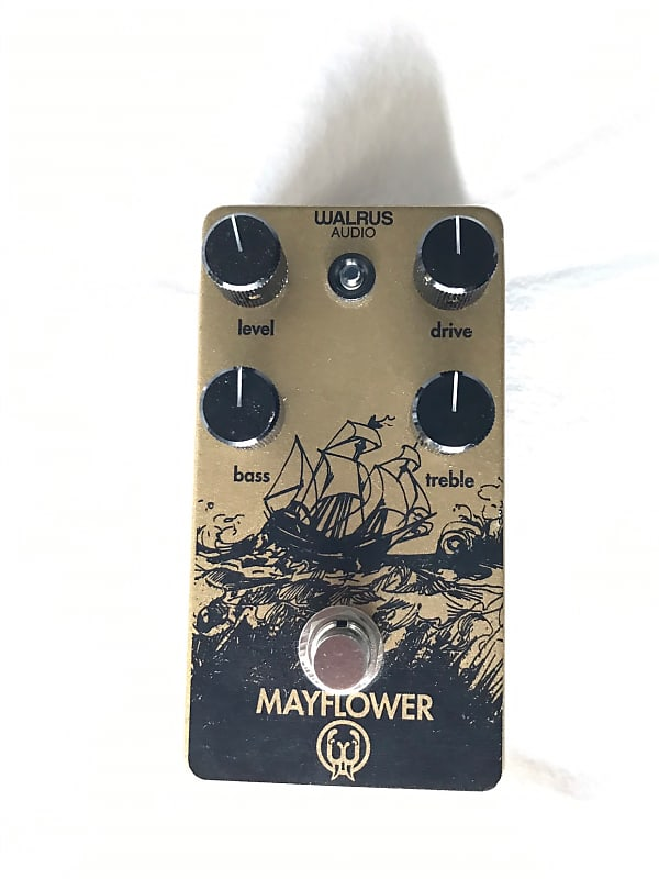 walrus audio mayflower overdrive pedal r3 gear supply reverb. Black Bedroom Furniture Sets. Home Design Ideas