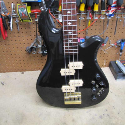 BC Rich Eagle Bass 1981 Black for sale