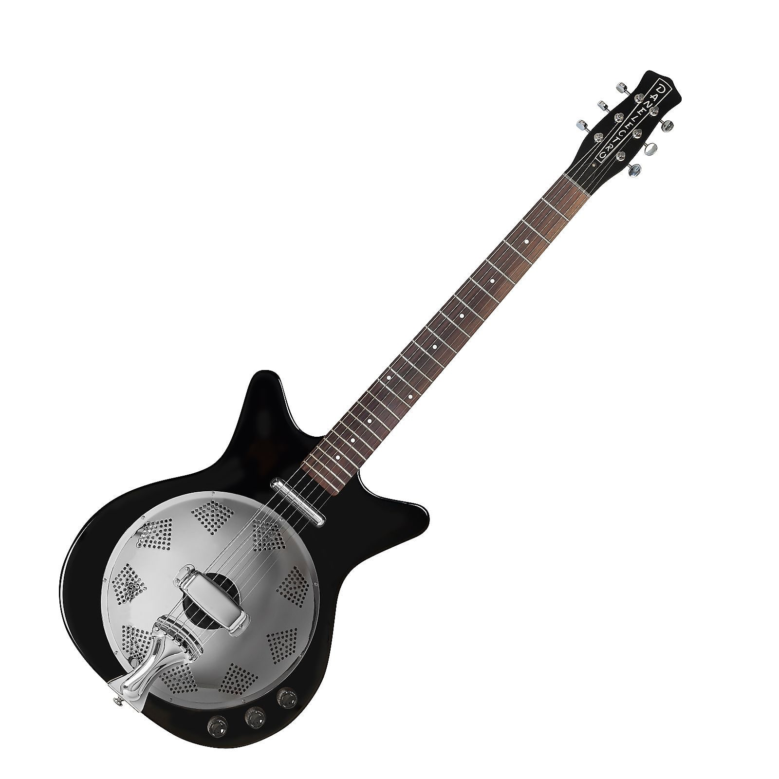 Danelectro '59 Resonator - Black