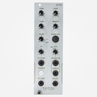 Tiptop Audio SD909 Eurorack Analog Drum Module