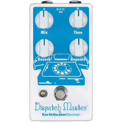 EarthQuaker Devices Dispatch Master V3 Digital Delay & Reverb V3 for sale
