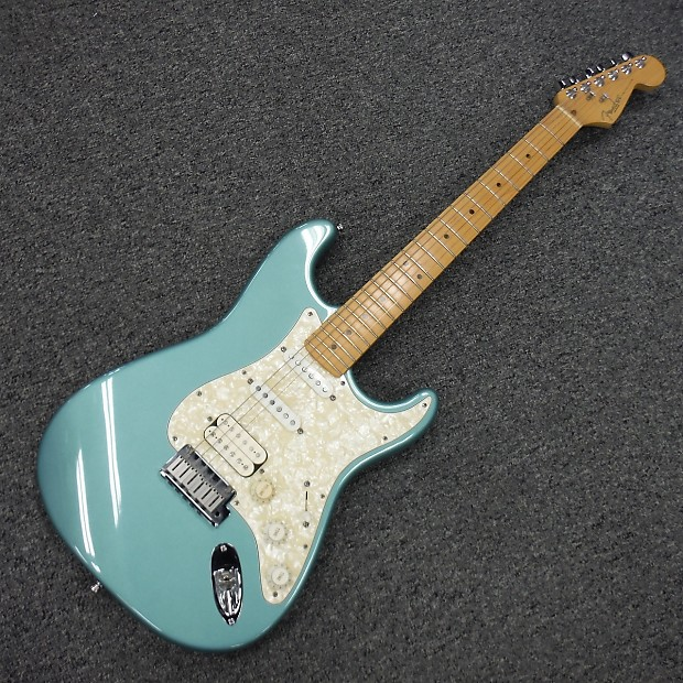 fender deluxe lone star stratocaster 1997 ice blue metallic reverb. Black Bedroom Furniture Sets. Home Design Ideas