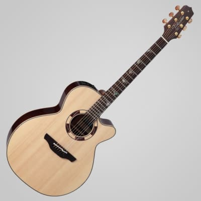 Takamine TSF48C Sante Fe NEX Legacy Series Acoustic Guitar in Gloss Natural Finish for sale