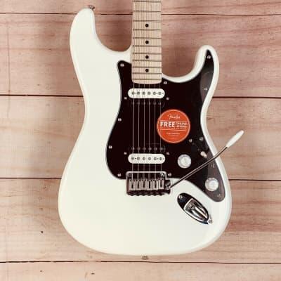 Squier Contemporary Stratocaster HH with Maple Fretboard Pearl White