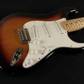 Fender Standard Stratocaster - Maple Fingerboard - Brown Sunburst - No Bag (512) for sale