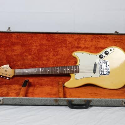 Fender Bronco 1976 white for sale
