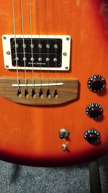 Hamer Duotone Electric Guitar | joe's Gear Bazaar on