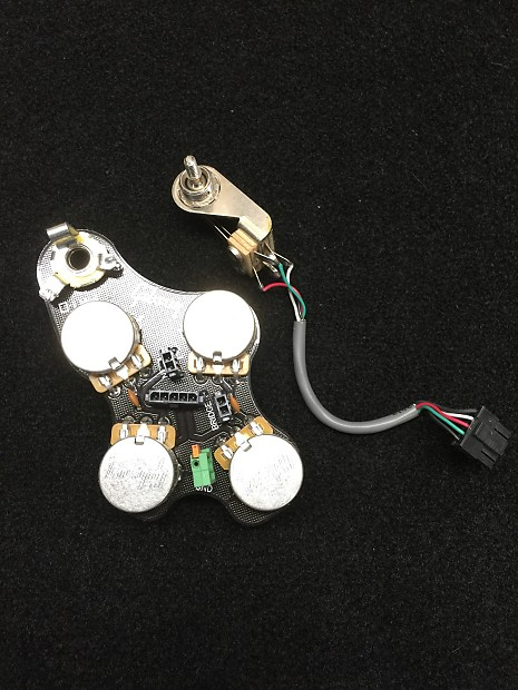 Switch In Addition Vintage Les Paul Wiring Wiring Harness Wiring