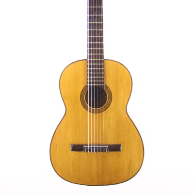 Salvador Ibanez flamenco guitar ~1900 - cool old world flameco sound - a special guitar + video!