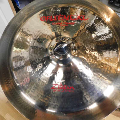 "Zildjian 18"" FX Series Oriental China Trash Cymbal Brilliant"