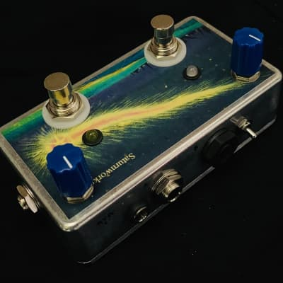 Saturnworks Active Buffered ABY A/B/Y Buffer Splitter Pedal w/ Volume Controls - Crafted in USA!