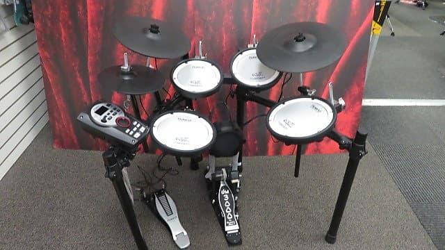 roland td 11 kv s electronic drum set module reverb. Black Bedroom Furniture Sets. Home Design Ideas