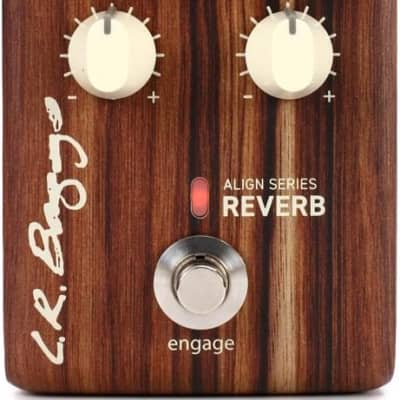 LR Baggs Align Series Reverb Pedal for sale