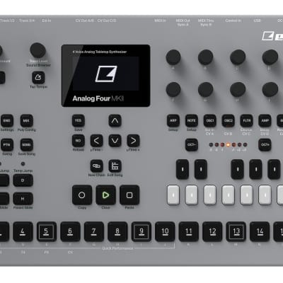Elektron Analog Four MkII *