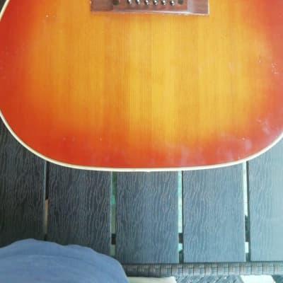 Gallan G-20 High quality Japanese Gibson Hummingbird copy 1970s MIJ for sale