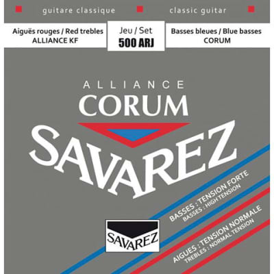 Savarez Alliance Corum 500ARJ