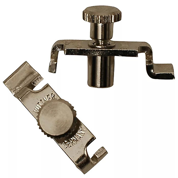Wittner Wide Stable-style Nickel-plated Fine Tuner for Viola