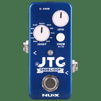 NUX JTC (NDL-2) Drum & Loop Pedal + Free Shipping