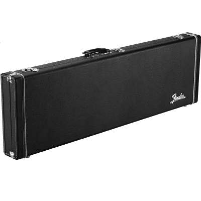 Fender Classic Series Case for Precision Bass / Jazz Bass - Black