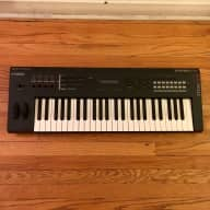 Yamaha MX49 Motif Synthesizer Keyboard Black