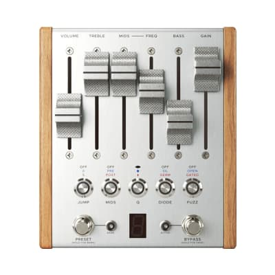 Chase Bliss Audio Automatone MKII Preamp