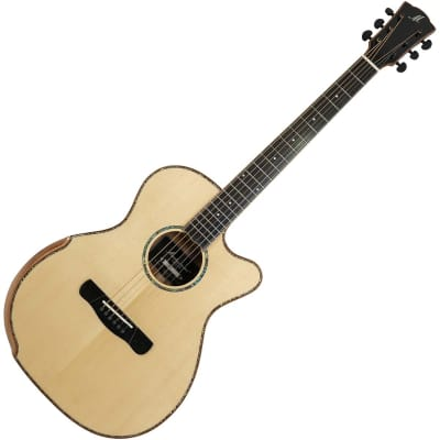 Merida Extrema OMCE1 Electro Acoustic Guitar - Natural for sale