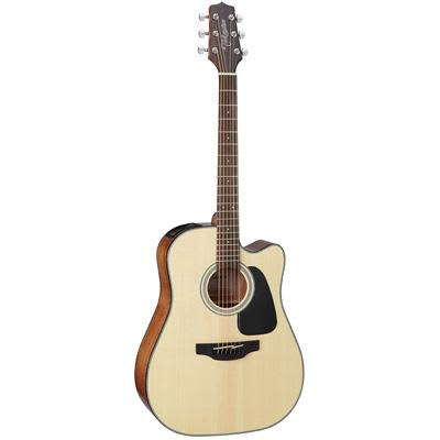 Takamine GD30CE Mahogany Dreadnaught Cutaway Natural Electro Acoustic Guitar for sale
