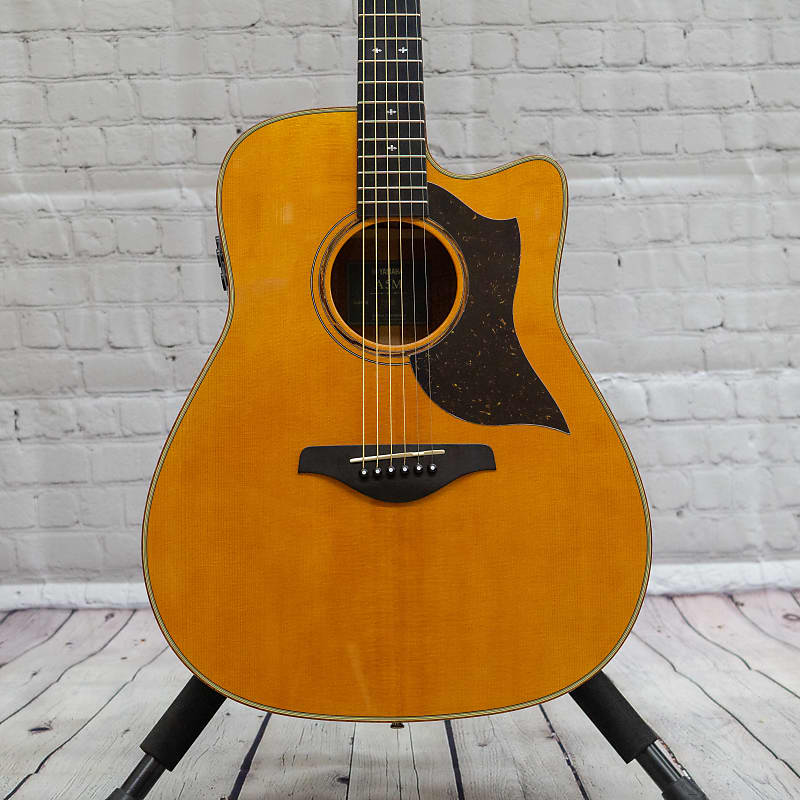 yamaha a5m are acoustic electric guitar includes hardshell reverb. Black Bedroom Furniture Sets. Home Design Ideas