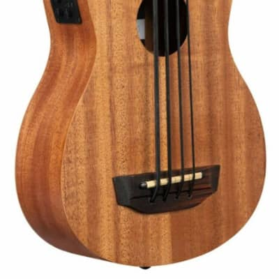 Kala Nomad Acoustic-Electric U-BASS for sale