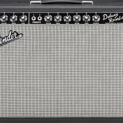 Fender Vintage Reissue '65 Deluxe Reverb 1x12 Tube Combo Amp