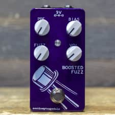 Southampton Pedals Boosted Fuzz Rangemaster-Style Circuit Effect Pedal w/Box #034