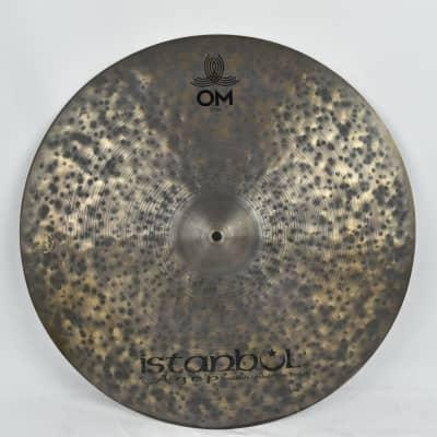 "Istanbul Agop 22"" Cindy Blackman OM Signature Ride Cymbal 2459gr"