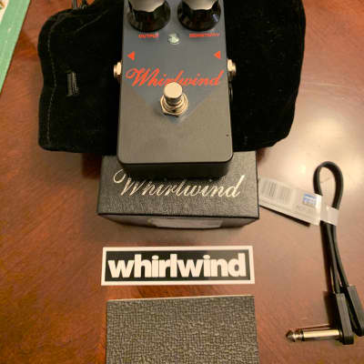 Whirlwind Red Box Compressor with EBS Patch Cable for sale