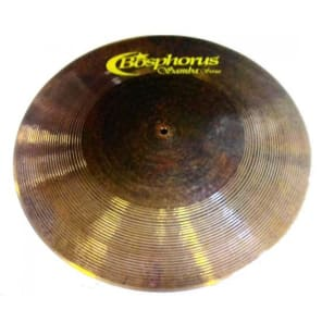 "Bosphorus 21"" Samba Series Flat Ride Cymbal"