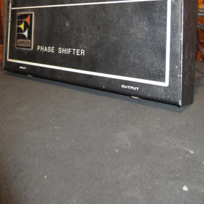 Vintage Circa 1971 Maestro PS-1A Phase Shifter Black for sale