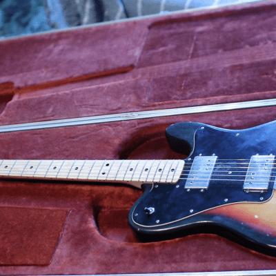 Vintage Fender Telecaster Deluxe (1977)  Lightweight