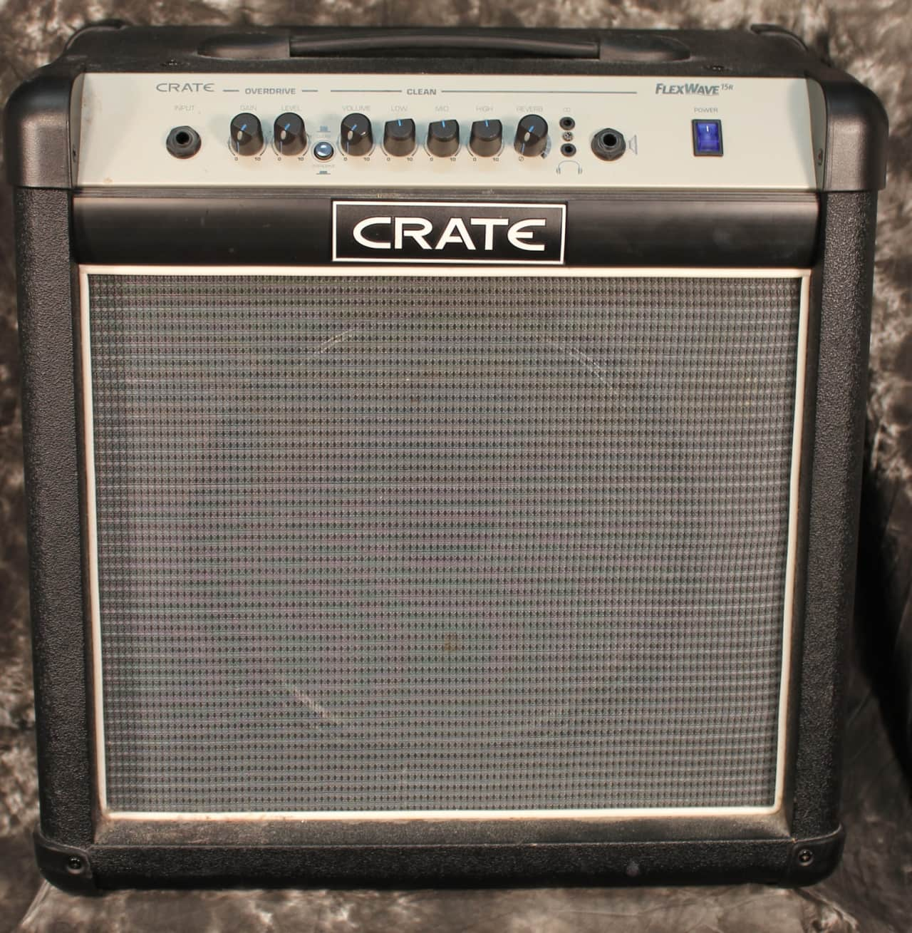 crate flexwave fw15r 15w 1x12 guitar combo amp reverb. Black Bedroom Furniture Sets. Home Design Ideas