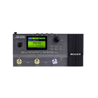 [Freebudmusic] Mooer GE200 Multi Effects Processor