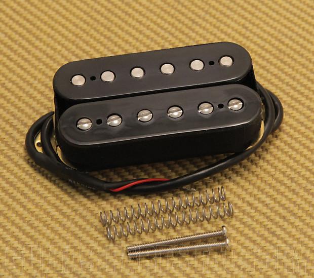 e5a7a548bc7 022-2138-002 Fender EVH Bridge Wolfgang Humbucker Pickup Black