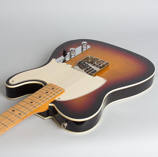 esquire custom solid body electric guitar labeled fender reverb. Black Bedroom Furniture Sets. Home Design Ideas
