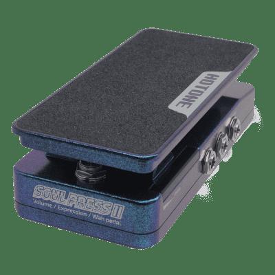 NEW - Hotone Soul Press II volume, wah, volume/wah, expression Pedal
