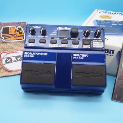 DigiTech JamMan Looper w/Original Box | Fast Shipping!