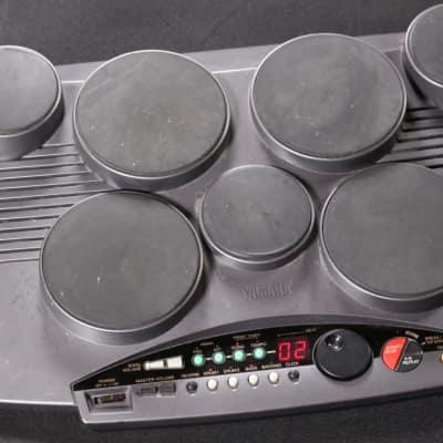 Yamaha DD-50 Digital Percussion Electronic Drum Machine 1990s Gray/Black