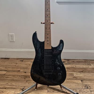 Fender Fender HM Strat HSS  1988 - 1989 Blackstone for sale