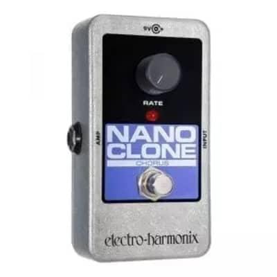 Electro-Harmonix Nano Clone Chorus Effect