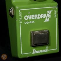 Ibanez OD-855 Overdrive II 1980s Green image