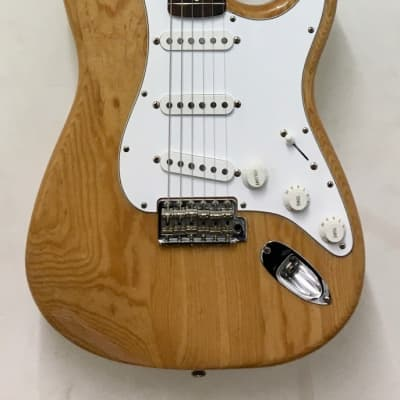Fender Stratocaster 70's Classic Player 1999 Natural for sale