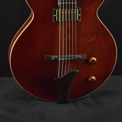 Eastman El Rey ER1 Otto D'Ambrosio Signature Archtop Gloss Finish for sale