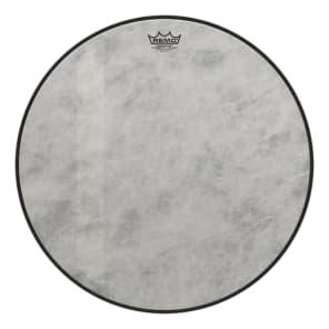 """Remo 26"""" Powerstroke 3 Fiberskyn Felt Tone Bass Drum Head"""
